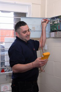 Fire alarm testing - London, Surrey and the South-East
