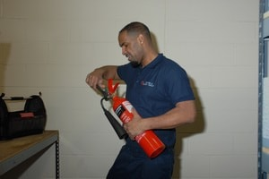 Fire extinguisher servicing Surrey, London & the South-East img