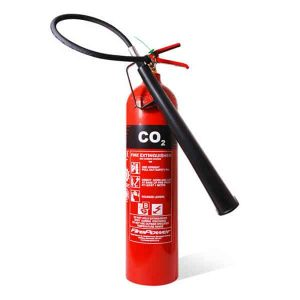 types of fire extinguisher - Co2 fire extinguisher - fire extinguisher types