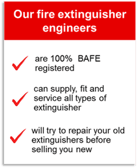 extinguisher engineer promise - Reading