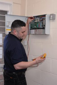fire alarm regulations - fire alarm servicing