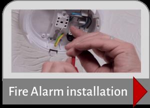 fire alarms installation London Surrey