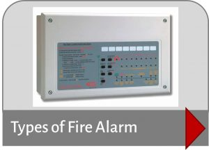 types of fire alarms London Surrey