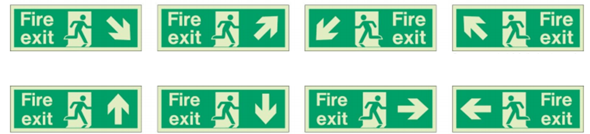 Fire Safety Signs A Simple Guide To Regulations