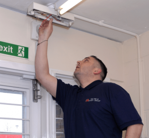 emergency lighting test and servicing london, Surrey & South-East
