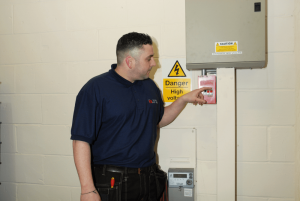 emergency lighting test in London Surrey & South-East