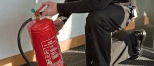 fire extinguisher servicing - uk fire extinguisher regulations