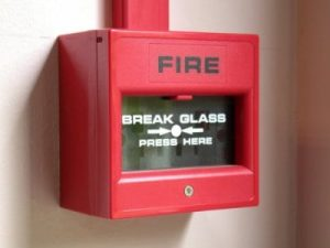 fire alarm regulations - fire alarm testing