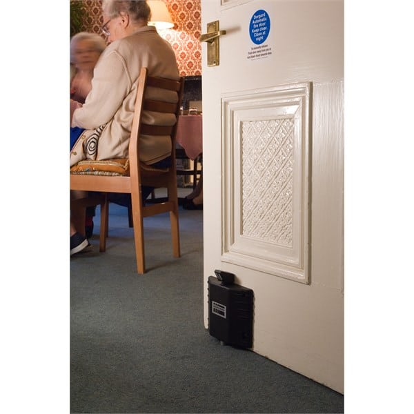fire doors in care homes