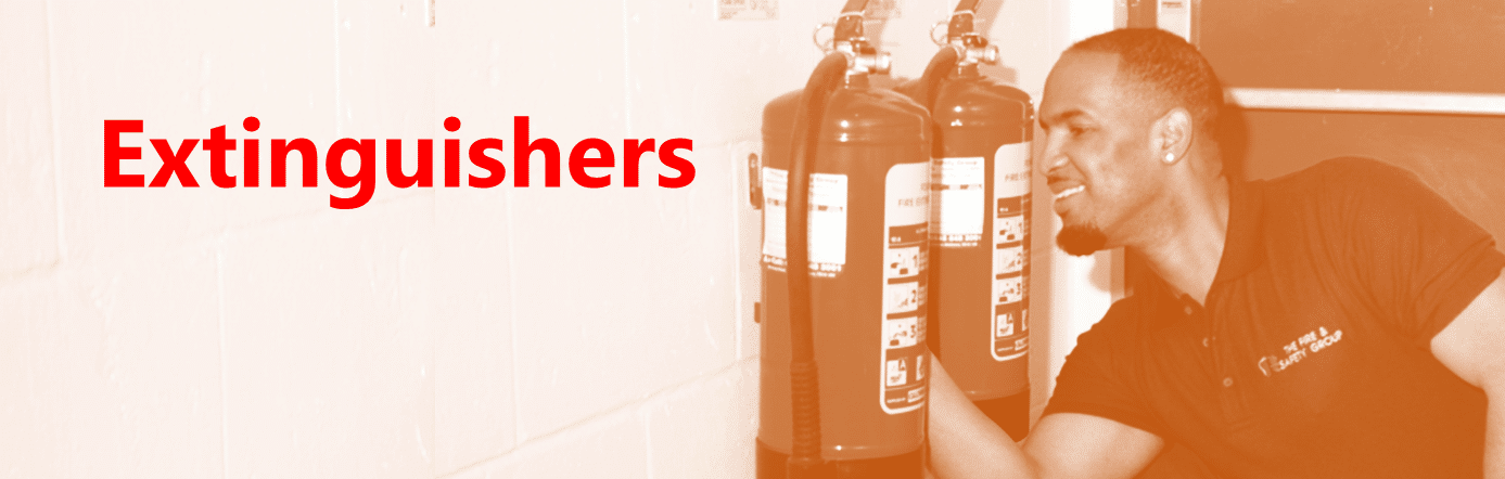 Fire extinguisher sales and service in London, Surrey and the whole South-East