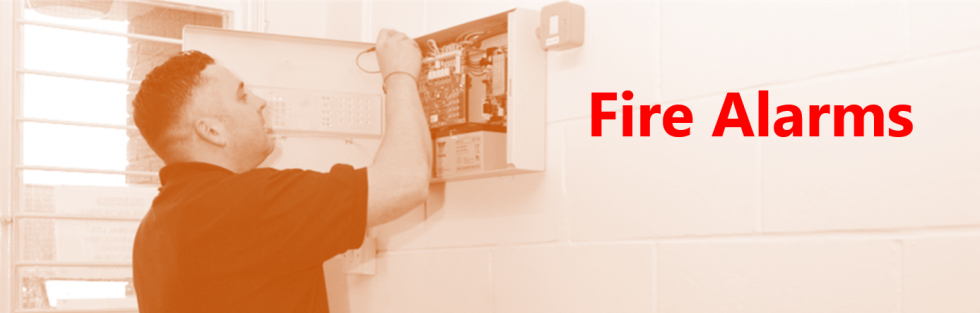 Fire alarm install and fire alarm service in London, Surrey and the South-East