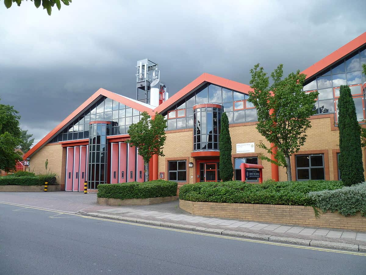 Barnet fire station. Barnet fire safety - expert fire safety services Barnet