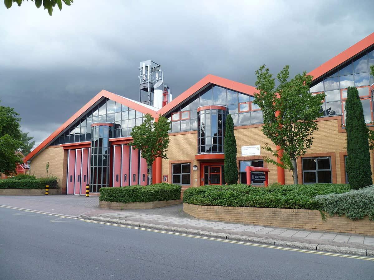 Barnet fire station. Barnet fire safety - expert fire safety services Barnet