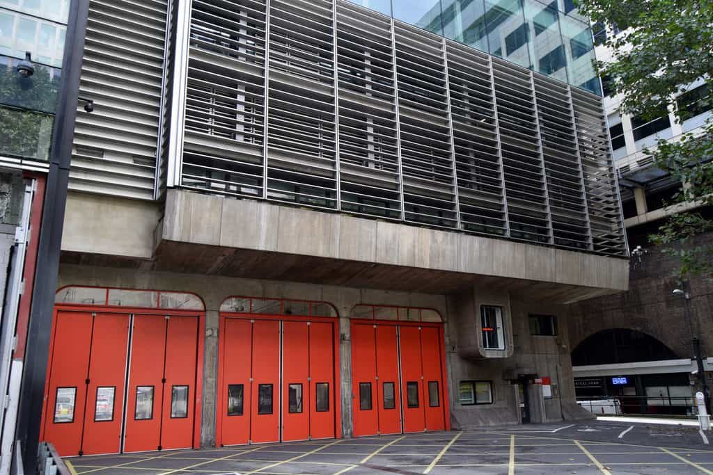 Dowgate fire station, London borough of City of London - expert City of London fire safety services