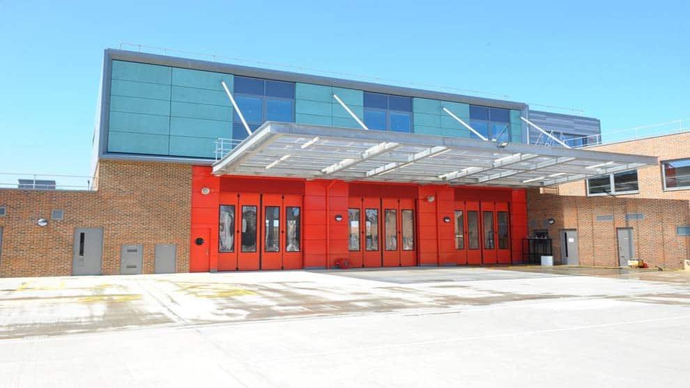 Plaistow Fire Station, London Borough of Newham - Newham fire safety - expert fire safety services in Newham
