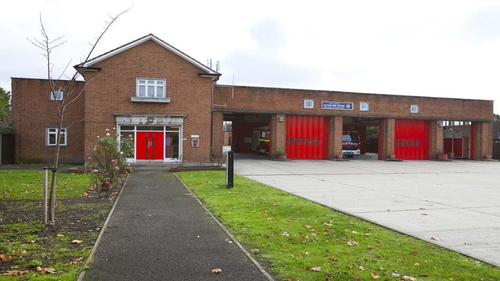 Sutton Fire Station - sutton fire safety - expert fire protection services in Sutton