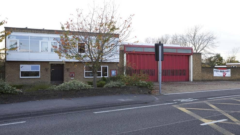 Feltham Fire Station, London Borough of Hounslow - Hounslow fire safety - expert fire safety services in Hounslow