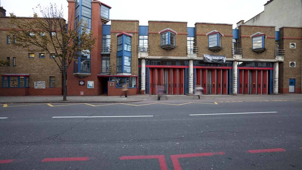 Islington Fire Station, London - islington fire safety - expert fire safety services for Islington