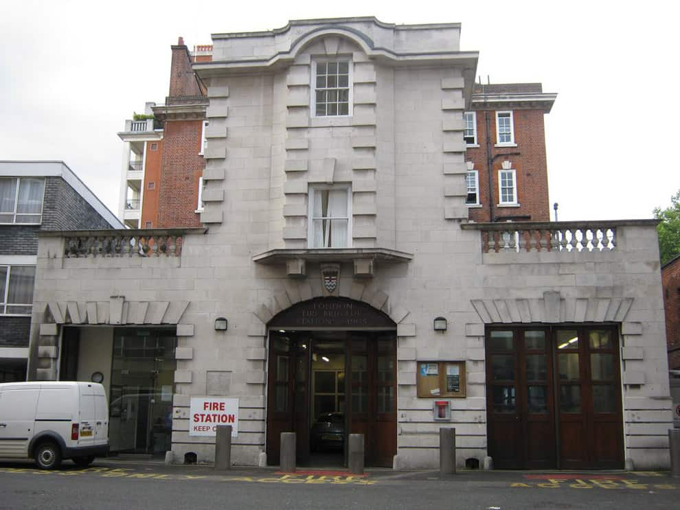 kensington fire station - kensington & chelsea fire safety - expert fire safety services kensington & chelsea