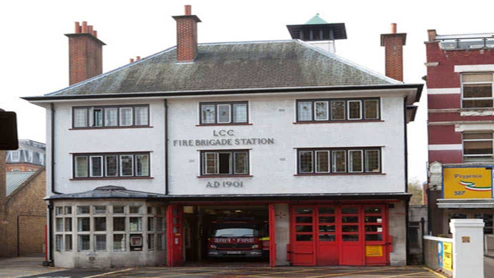west-hampstead-fire-station, london borough of camden. Camden fire safety - expert fire safety services in Camden