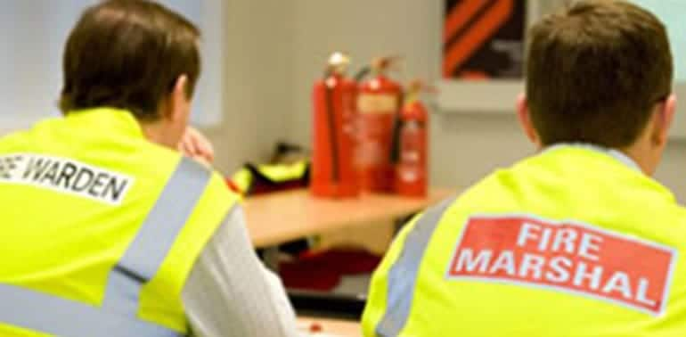 fire marshal courses Bracknell book a place on a course