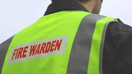 fire marshal training croydon and fire warden public training in croydon