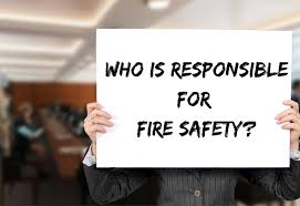 Fire Regulations for Offices UK - appointing a responsible person