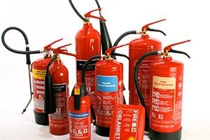 fire extinguisher companies
