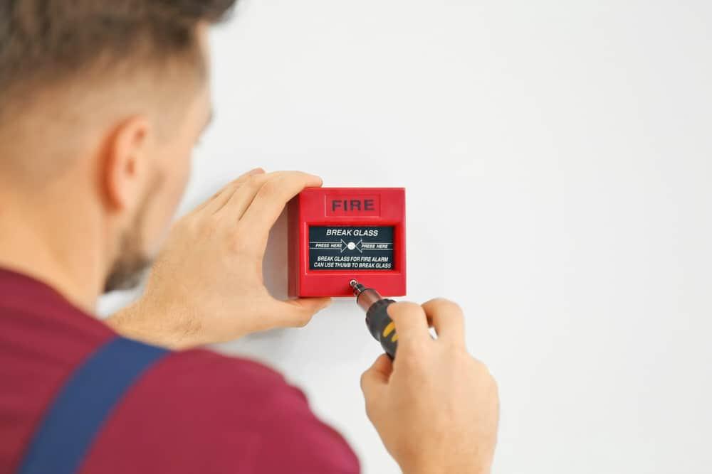 installing fire alarm system