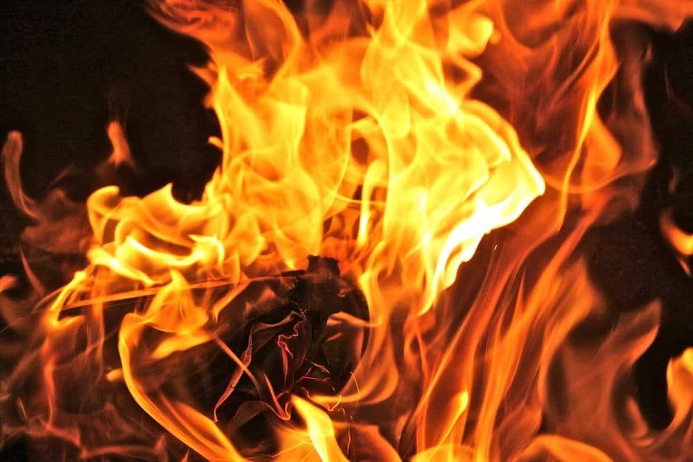 identifying fire hazards